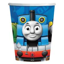 Thomas the Tank Engine Cups 8pk