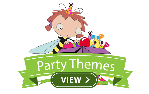 Childrens Party Themed Supplies