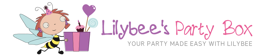 Childrens Party Supplies | Lilybee's PartyBox