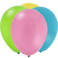Bubble Guppies Coordinating Balloons - Pink