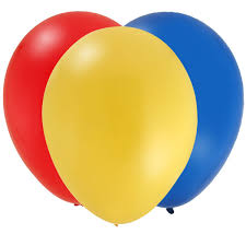 Coordinating Balloons - 15 Pack
