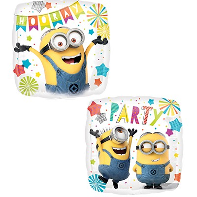 Minions Party Foil Balloon - Single