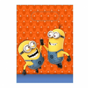 Minions Loot Bags - 8 Pack