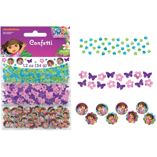 Dora the Explorer Confetti