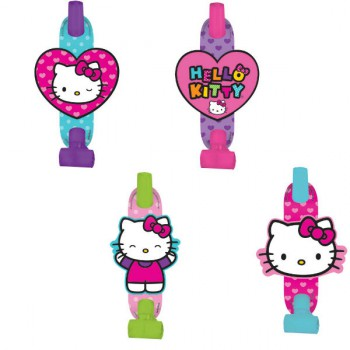 Hello Kitty Rainbow Blow Outs