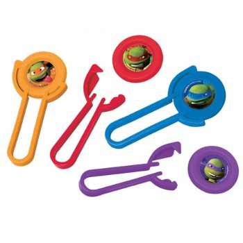 Ninja Turtle Disc Shooters - 12pk