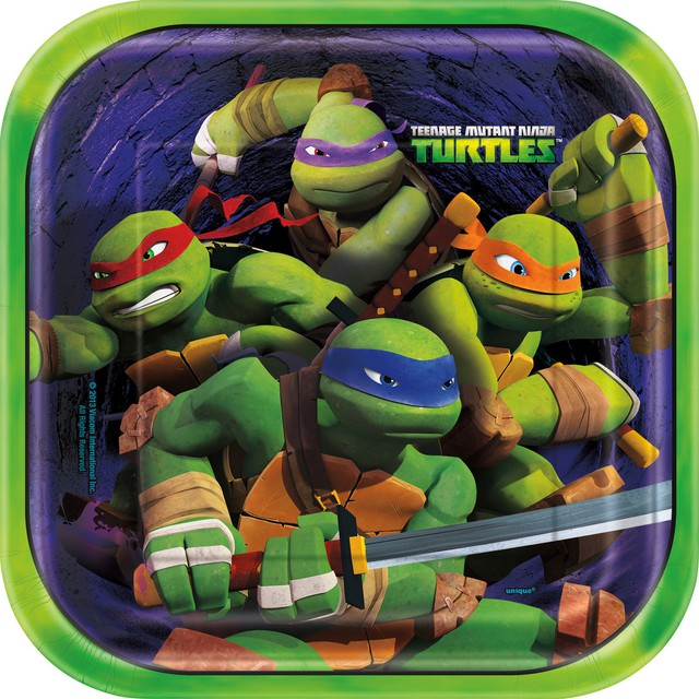 Ninja Turtles Children's Party Supplies