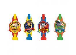 Paw Patrol Blowouts - 8 Pack