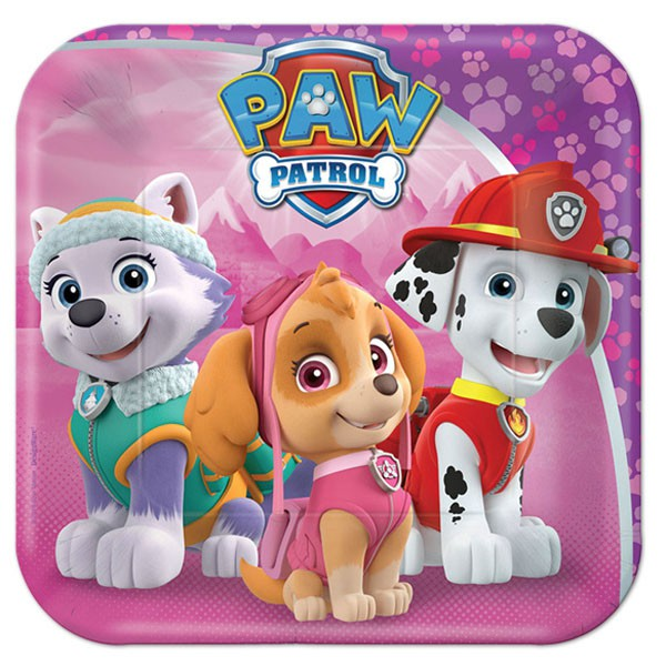 Paw Patrol Pink - Children's Party Supplies
