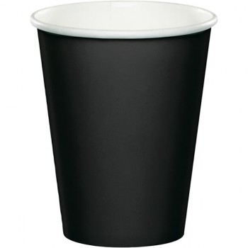 Party Cups - Black