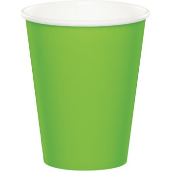 Party Cups - Lime Green