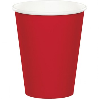 Party Cups - Red - 8 Pack