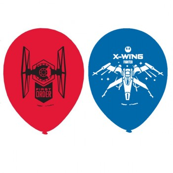 Star Wars Episode VII Balloons