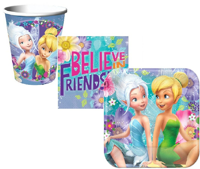 Tinkerbell Mini Party Pack