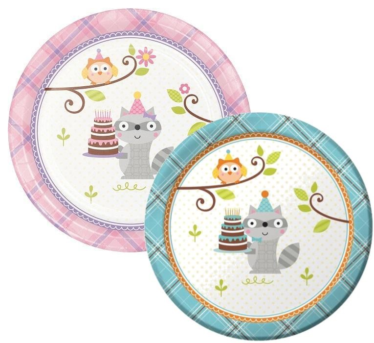 Happi Woodland - Children's Party Supplies