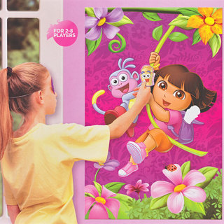 Dora Party Game  Lilybees Party Supplies