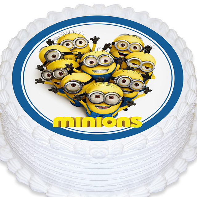 Despicable Me Cake Topper Nz